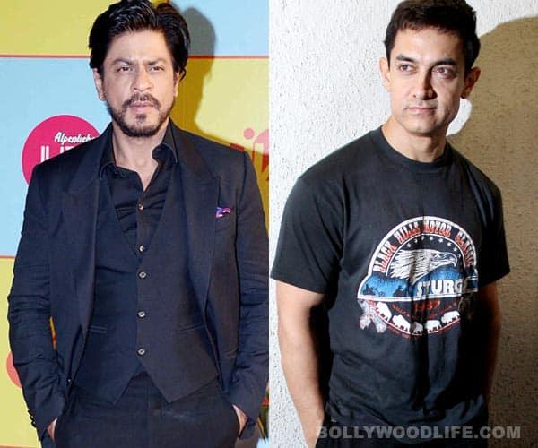 Is Shahrukh Khan envious of Aamir Khan?