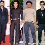 Salman Khan, Amitabh Bachchan or Shahrukh Khan: Who is the sexiest man in Bollywood?