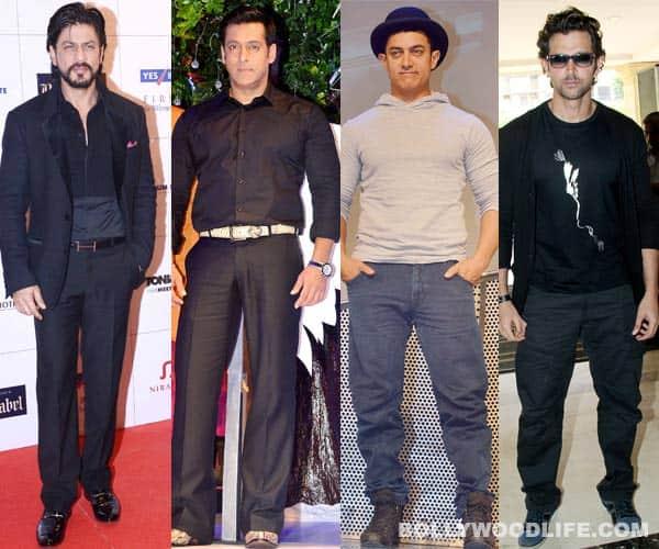 Salman Khan, Amitabh Bachchan or Shahrukh Khan: Who is the sexiest man in Bollywood?