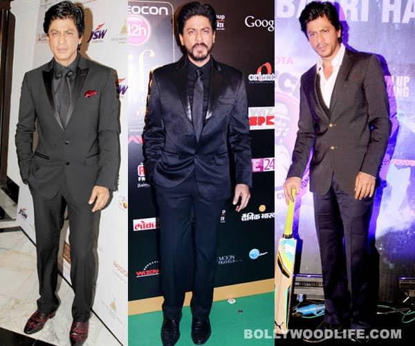 Shahrukh Khan birthday special: King Khan likes it King style!