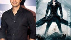 Shreyas Talpade doing a Krrish