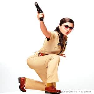 Will Soha Ali Khan play a Dabangg cop in Mr Joe B Carvalho?