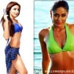 Who looks sexy in a bikini - Soha Ali Khan or Kareena Kapoor Khan?