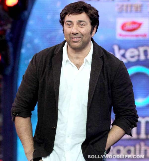 Is Sunny Deol nervous about his small screen debut?