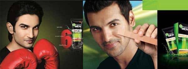 Does Sushant Singh Rajput have a better face than John Abraham?