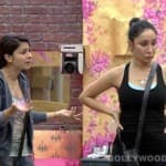Bigg Boss 7 diaries day 53: Why did Tanishaa Mukherji call Pratyusha Banerjee kaamchor?