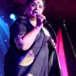 Usha Uthup does Adele in a saree!