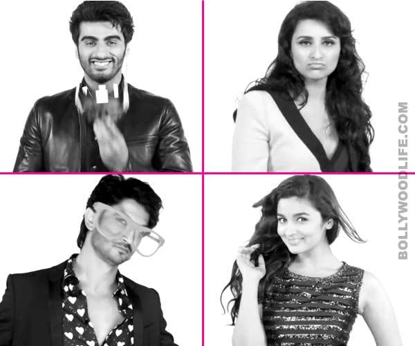 Alia Bhatt, Arjun Kapoor and Parineeti Chopra: Young and naughty in the Vogue photoshoot!