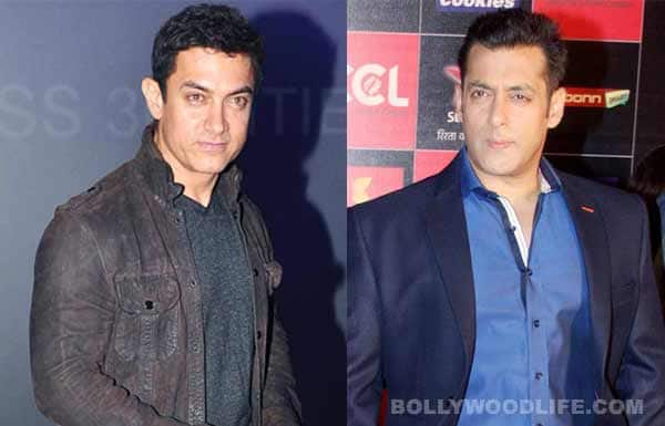 Is Aamir Khan going Salman Khan's way?