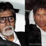Why does Amitabh Bachchan not want Sachin Tendulkar to be an actor?