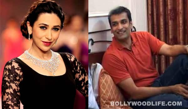 Is there a new man in Karisma Kapoor's life?