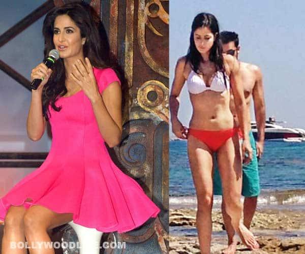 After Salman Khan and Ranbir Kapoor, Katrina Kaif talks about her bikini pictures!