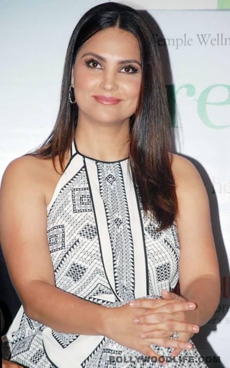 Lara Dutta unveils her second saree range