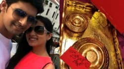 Ravi Dubey Sargun Mehta wedding