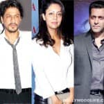Is Gauri Khan worried about her husband Shahrukh Khan's equation with Salman Khan?