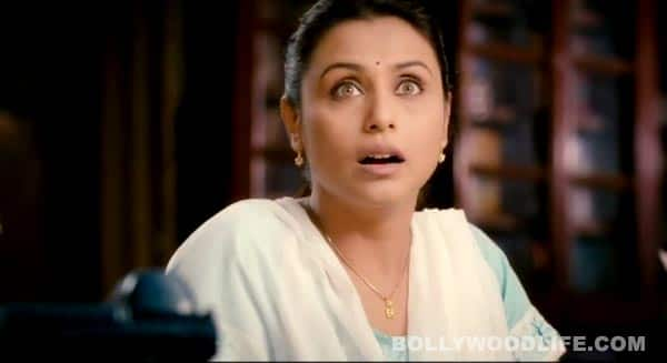 Rani Mukerji was surprised by Aditya Chopra's marriage proposal….Really?