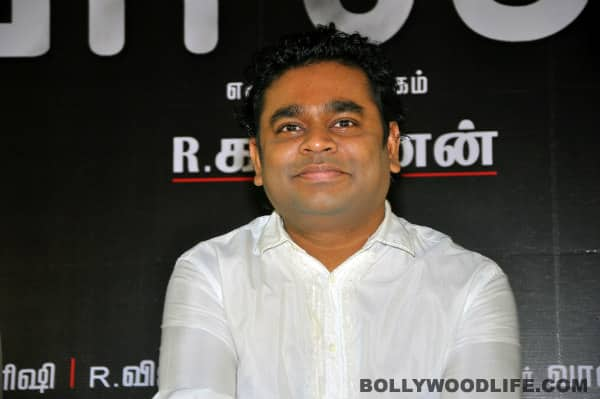 AR Rahman: Vivekh is a gift to the Tamil film industry