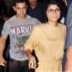 Aamir Khan: I would like to be a part of everything that Kiran does
