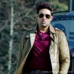 Is Abhishek Bachchan unhappy with his bike in Dhoom:3?