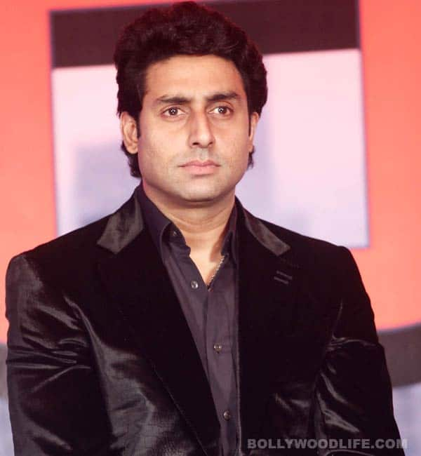 Abhishek Bachchan on Dhoom:3