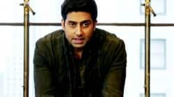 Abhishek Bachchan in Dhoom 3