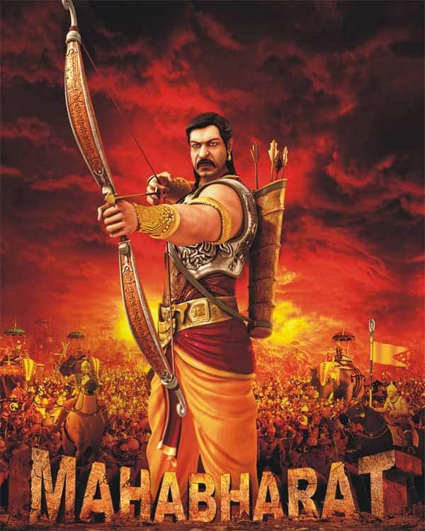 Film experts: Mahabharat is not upto the mark!
