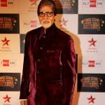 Amitabh Bachchan awarded Star of the Millennium award