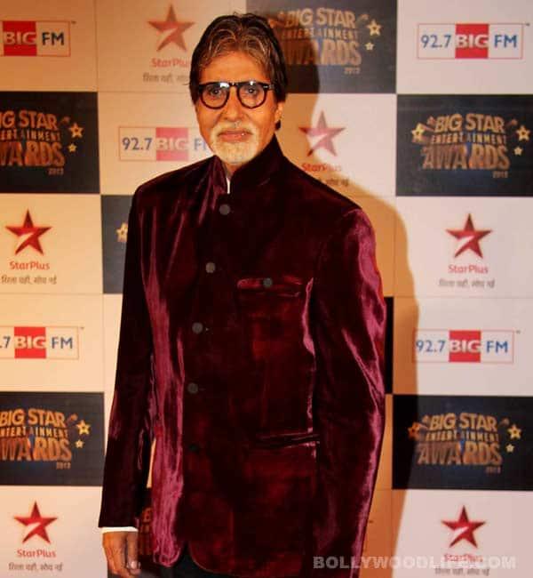 Amitabh Bachchan awarded Star of the Millenniumaward