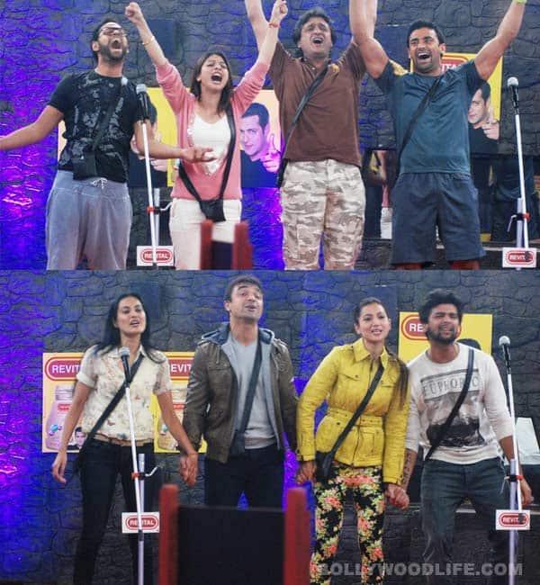 Bigg Boss 7: Tanishaa Mukherji, VJ Andy, Gauahar Khan – Which housemate will win Rs 4 lakh?