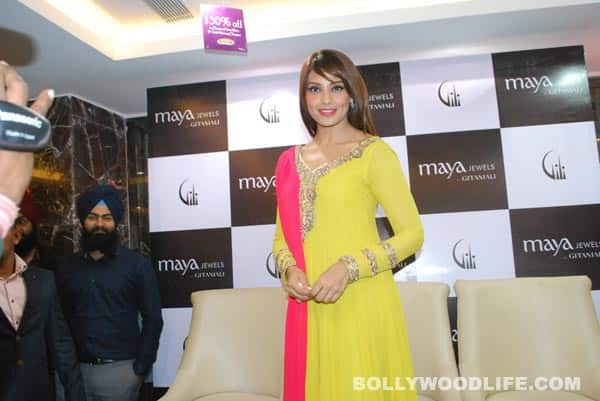 Did Bipasha Basu put her own brand before the one she endorses?