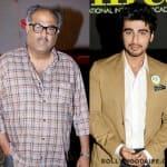 Why will Boney Kapoor not produce son Arjun Kapoor's film Tevar?