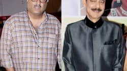 Subhroto Roy throws Boney Kapoor out of his property