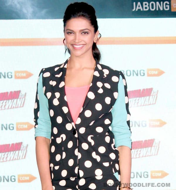 Deepika Padukone: I have not met Sooraj Barjatya officially