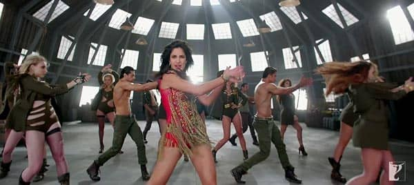 Why is Katrina Kaif inviting everybody to dance?