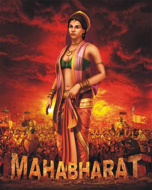 Mahabharat 3D movie review: Still a long way to go!