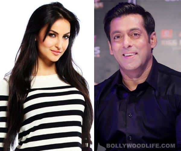 Why does Elli Avram not take Salman Khan's proposal seriously?