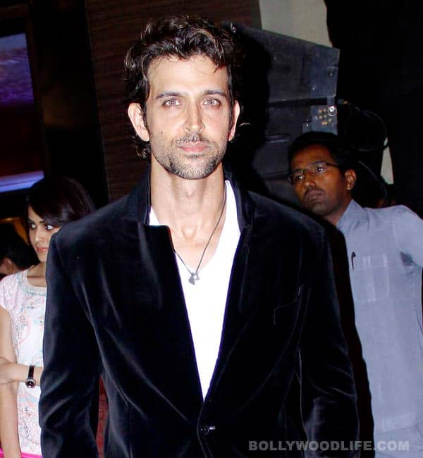 Will Hrithik Roshan move out of his parents' home?
