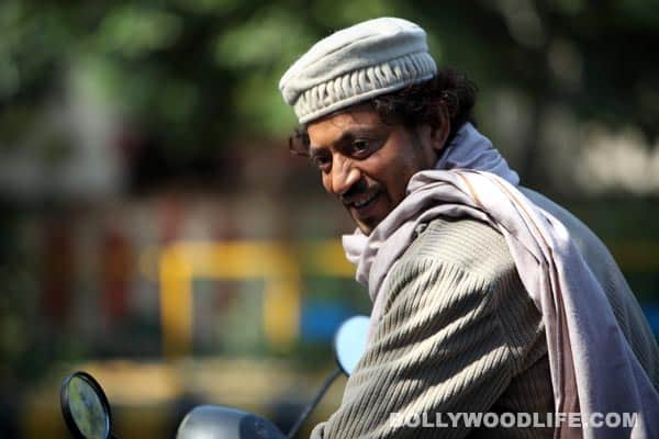 Irrfan Khan bags best actor trophy at Dubai International Film Festival