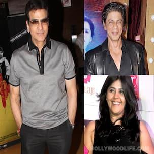 Jeetendra buries past hatchets with Shahrukh Khan, Imran Khan and Abhishek Kapoor