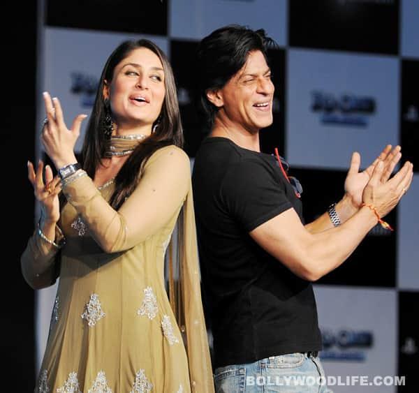 Shahrukh Khan and Kareena Kapoor Khan in Sanjay Leela Bhansali's BajiraoMastani?