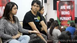 Nagesh Kukunoor at Lakshmi screening