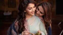 Huma Qureshi floored by Madhuri Dixit