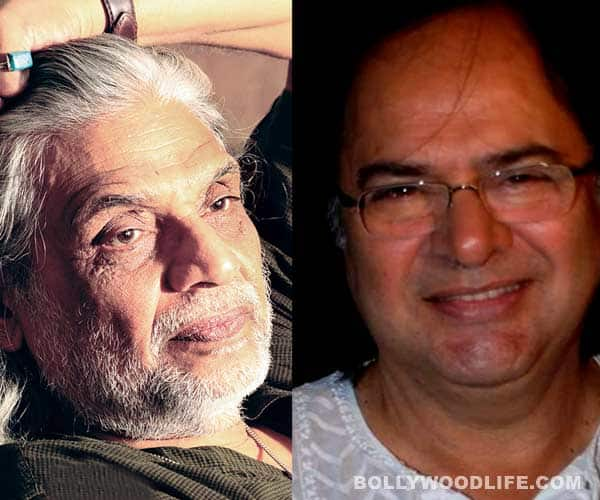 Muzaffar Ali and Farooque Sheikh