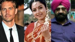 Actors who died in accidents, Paul Walker, Jaspal Bhatti, Soundarya