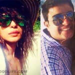 Who is Priyanka Chopra on a vacation with?