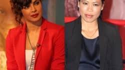 Did Priyanka Chopra ditch Mary Kom?