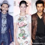 Will Ranveer Singh and Ranbir Kapoor party together with Deepika Padukone?