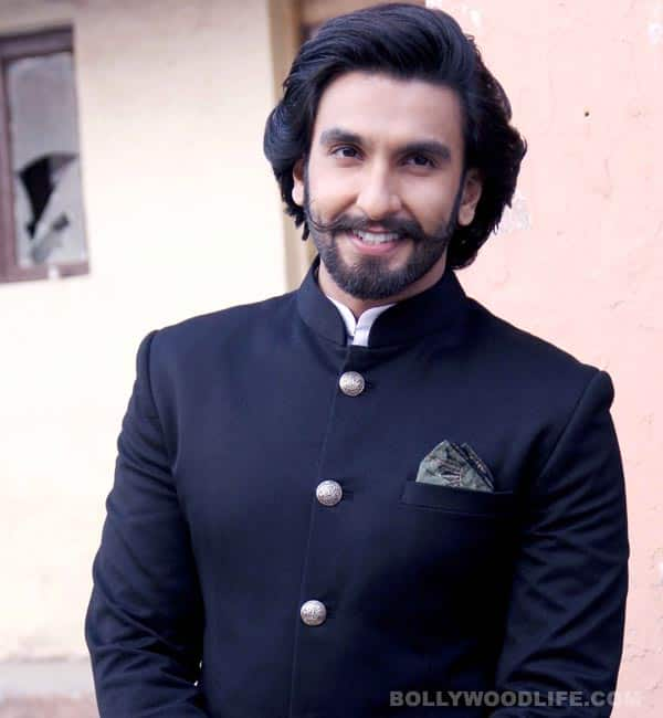 Why did Ranveer Singh dress up to sell coffee?