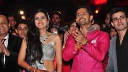 Ravi Dubey-Sargun Mehta wedding