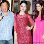 Is Rishi Kapoor upset with Kareena Kapoor Khan for calling Katrina Kaif her sister-in-law?